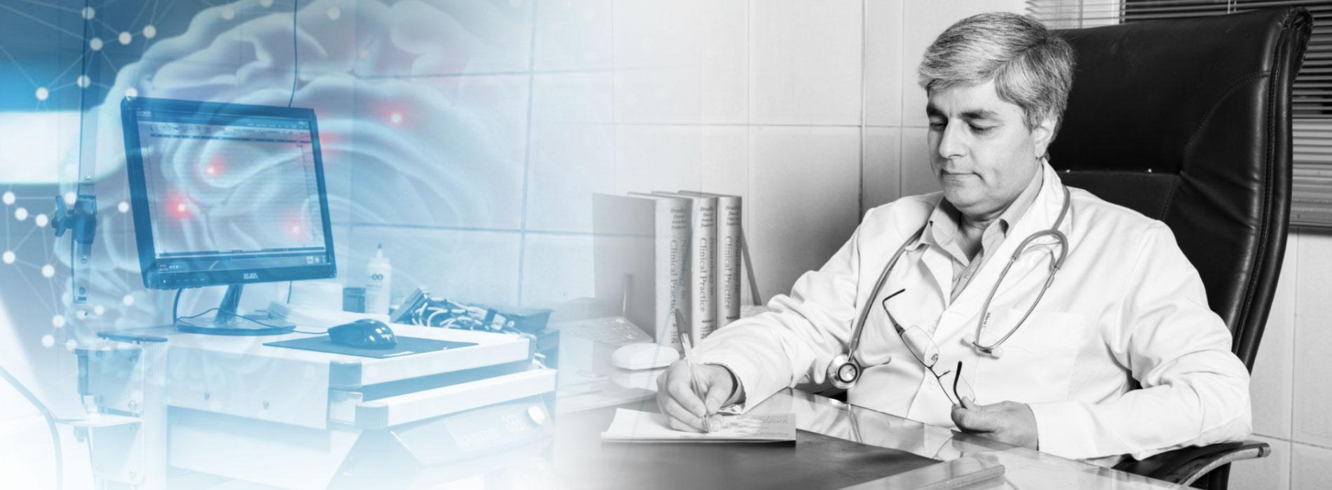 دکتر مهدی رحمانی متخصص مغز و اعصاب